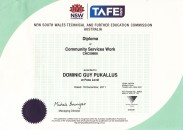 Community Services Diploma