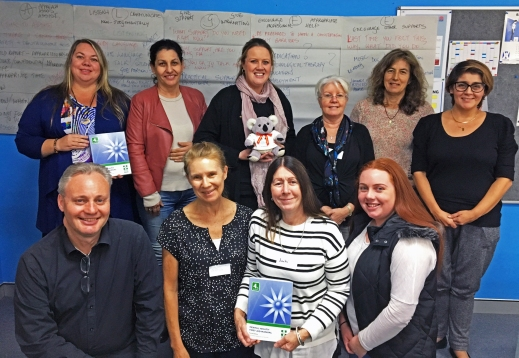 2018 Mental Health First Aid Training Delivery.