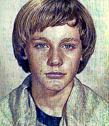 1981 Portait of the Autist as a Young Man